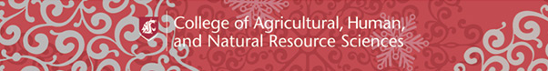 WSU's College of Agricultural, Human, and Natural Resource Sciences